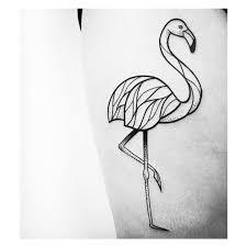 tattoo geometric outline 396 best tattoos images on pinterest flamingo tattoo flamingos