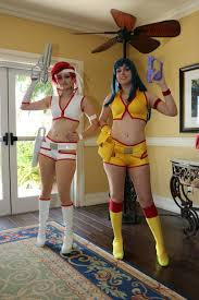 dirty pair afo 2017 dirty pair by pgw chaos on deviantart