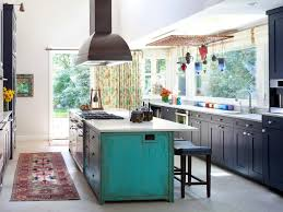 Blue Cabinets Kitchen by Furniture Style Kitchen Island Kitchen Kitchen Storage Elmwood