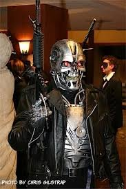 Terminator Halloween Costume Endoskeleton Costume Debut U0026 Contest Picts Added