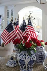 Fourth Of July Table Decoration Ideas 4th Of July Table Holiday Ideas Pinterest Holidays Red
