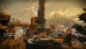 Destiny Maps Shores Of Time Destiny Wiki Fandom Powered By Wikia