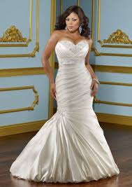 plus size wedding dresses beautysummary