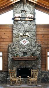 unique outdoor fireplace ideas decorating mantel decorations