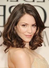haircuts for thinning curly hair medium wavy haircuts fine hair women medium haircut