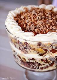 thanksgiving trifle recipes better than trifle recipe ashlee marie