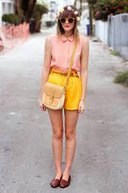 best 25 yellow shorts ideas on pinterest summer blazer