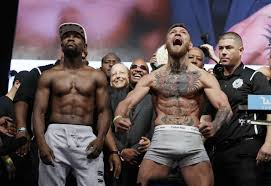 mayweather mcgregor ready to rumble in much hyped fight wtop