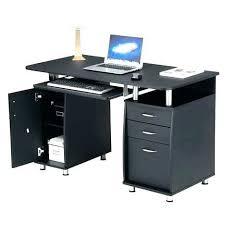 meuble bas bureau meuble bas bureau noir pas a 4 s socialfuzz me