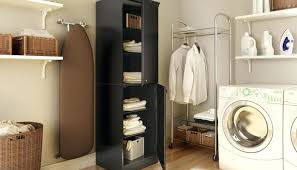 Laundry Room Storage Units Wall Shelves Cabinet Laundry Room Lewtonsite