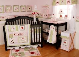 most parent choice for baby nursery bedding decor white metal