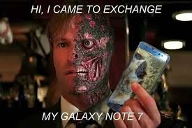 Galaxy Phone Meme - bomb suit for a samsung galaxy note 7 internet explodes over the