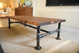 Industrial Rustic Coffee Table Industrial Rustic Coffee Table Migoals Co