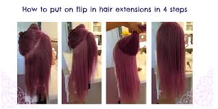 permanent hair extensions synthetic flip in hair extensions are they worth it