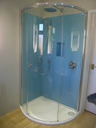 free standing glass shower stall wonderful home design