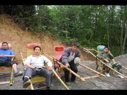 Sedan Chairs Modern Chinese Palanquin Or Sedan Chairs Youtube