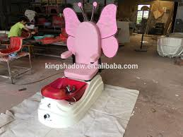 Nail Salon With Kid Chairs 2017 Pink Kids Pedicure Chair Children Foot Spa Chairs Nail Salon