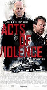 acts of violence 2018 imdb