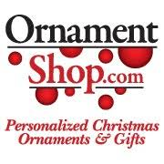 ornament shop personalized ornaments