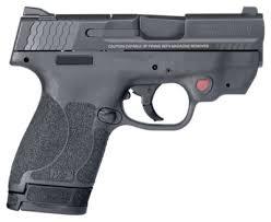 m p shield laser light combo smith wesson m p shield m2 0 semi auto pistol with crimson trace