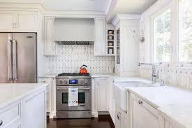 Kitchens With Tiles - kitchen tile ideas to inspire you mediterranean tile fairfield