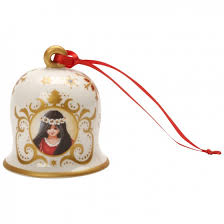 Villeroy And Boch Christmas Decorations 2014 by Annual Christmas Edition Bell 2015 Snow White 7cm Villeroy U0026 Boch