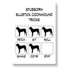 bluetick coonhound gifts bluetick coonhound collectibles ebay