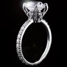custom wedding rings customized engagement rings 2017 wedding ideas magazine