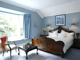 paint colors for bedroom with dark furniture best color for a bedroom empiricos club