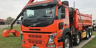 volvo class 8 trucks transport monthly magazine the magazine for transport logistics