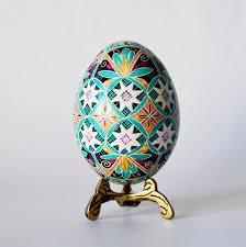 easter egg tree decorations pysanka ukrainian easter egg painted easter tree decoration