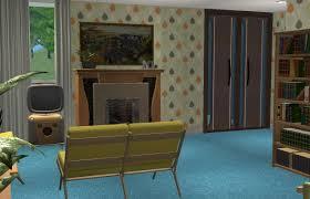 sims 3 modern kitchen mod the sims 1960 mid century modern better homes u0026 gardens