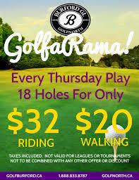 Wildfire Golf Club Ontario Canada by Burford Golf Links U2013 Welcome To Burford Golf Links