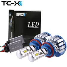 led replacement light bulbs for cars car light source 1 1tc x led car headlight bulbs h11 h1 h7 h3 hb3