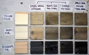 is it safe to use vinegar on wood cabinets how to oxidize and age wood in minutes gadgets and grain