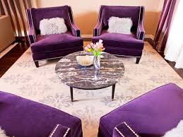 Purple Living Room by Landscape Landscape Home Design And Interior Style Ideas