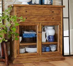 Pottery Barn Kitchen Hutch by Wells Cabinet Pottery Barn