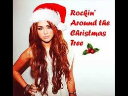 miley cyrus rockin u0027 around the christmas tree audio hq youtube