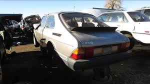 1987 saab 900s u2013 junkyard find