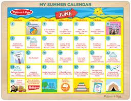 juneactivitycalendar wk4 summer fun for kids pinterest