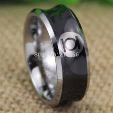 green lantern wedding ring green lantern wedding band wedding bands wedding ideas and
