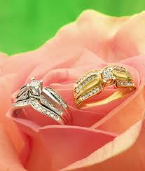 Walmart Wedding Rings Sets For Him And Her by Walmart
