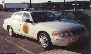 1998 Crown Victoria Interior Harris County