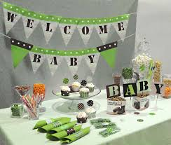 the most popular baby shower theme ideas
