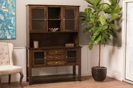 contemporary buffet and hutch james james furniture springdale
