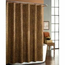 Cheetah Print Bathroom leopard print shower curtain foter