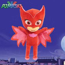 masks sing u0026 talk plush owlette