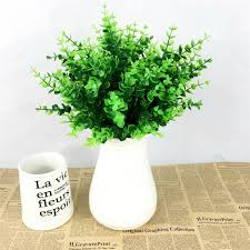 Artificial Plants Home Decor Online Get Cheap Fake Green Plants Aliexpress Com Alibaba Group
