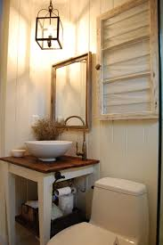 Small Country Bathroom Ideas Country Cabin Bathroom Ideas Creditrestore Within Small Country
