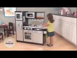kidkraft küche uptown d edition tv präsentiert die kidkraft 53260 holz uptown espresso